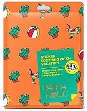 Profumi e cosmetici Patch viso e corpo con estratto di cactus - Patch Holic Sticker Soothing Patch Vacation