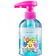 Profumi e cosmetici Sapone liquido per bambini - Pinkfong Baby Shark Singing Hand Wash