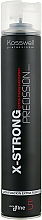 Profumi e cosmetici Lacca per capelli, fissazione extraforte - Kosswell Professional Dfine X-Strong Precission