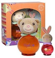 Profumi e cosmetici Kaloo Pop - Set (eds/50ml + toy)
