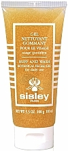 Profumi e cosmetici Gel esfoliante purificante - Sisley Gel Nettoyant Gommant Buff and Wash Facial Gel