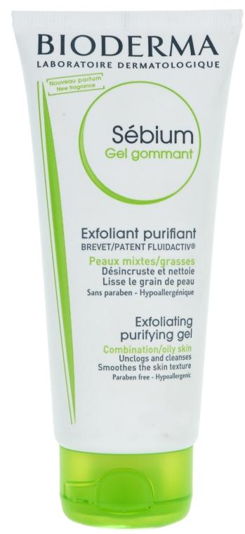 Gel-scrub esfoliante con microgranuli - Bioderma Sebium Exfoliating Purifying Gel