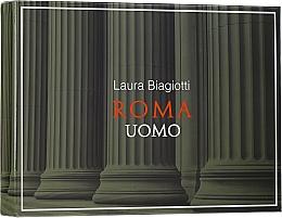 Profumi e cosmetici Laura Biagiotti Roma Uomo - Set (edt/125ml + a/sh/75ml)