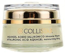 Profumi e cosmetici Aqua-gel idratante con acido ialuronico, per il viso - Collistar Pure Actives Moisturizing Acid Aquagel