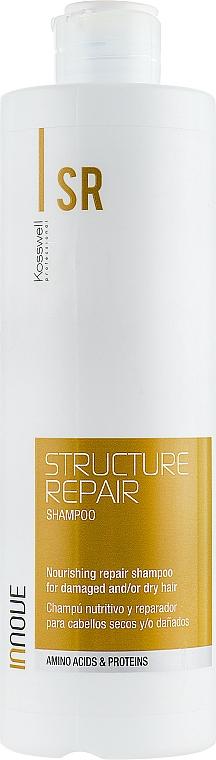 Shampoo rivitalizzante - Kosswell Professional Innove Structure Repair Shampoo — foto N1