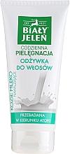 Profumi e cosmetici Balsamo ipoallergenico al latte di capra - Bialy Jelen Hypoallergenic Conditioner Goat Milk