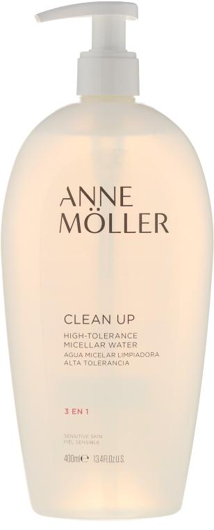 Acqua micellare, 3in1 - Anne Moller Clean Up Sensitive eau micellaire 3 en 1 — foto N1