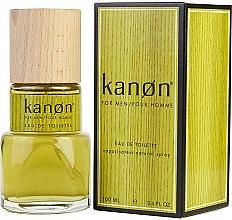 Profumi e cosmetici Kanon For Men - Eau de toilette