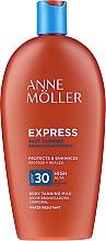 Profumi e cosmetici Crema solare impermeabile per il corpo - Anne Moller Express SPF30