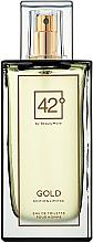 Profumi e cosmetici 42° by Beauty More Gold Edition Limitee pour Homme - Eau de toilette