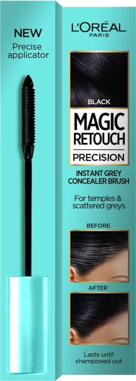 Mascara - L'Oreal Magic Retouch Precision Instant Grey Concealer Brush