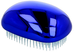 Profumi e cosmetici Spazzola per capelli, blu-brillante - Twish Spiky 3 Hair Brush Shining Blue