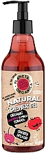 Profumi e cosmetici Gel doccia - Planeta Organica Cherry Splash Skin Super Food Shower Gel
