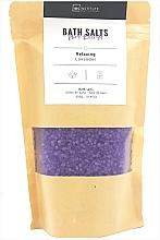 "Profumi e cosmetici Sale da bagno ""Pure Energy"", lavanda - IDC Institute Bath Salts Relaxing Lavender"