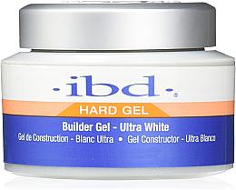 Profumi e cosmetici Gel per unghie, ultra bianco - IBD Builder Gel Ultra White