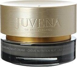 Profumi e cosmetici Crema nutriente per la pelle normale e secca, da notte - Juvena Rejuvenate Nourishing Night Cream Normal To Dry Skin