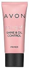 Profumi e cosmetici Base trucco opacizzante - Avon Magix Shine & Oil Control Primer