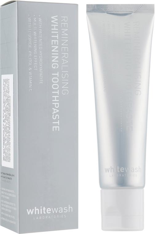 Dentifricio sbiancante rimineralizzante - WhiteWash Laboratories Remineralising Whitening Toothpaste