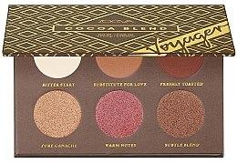 Profumi e cosmetici Palette ombretti - Zoeva Cocoa Blend Voyager Eyesadow Palette