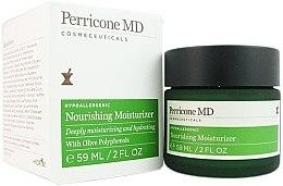 Profumi e cosmetici Crema viso - Perricone MD Hypoallergenic Nourishing Moisturizer