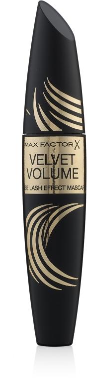 "Mascara ""Volume"" - Max Factor Velvet Volume False Lash Effect Mascara"
