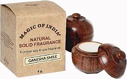 "Profumi e cosmetici Profumo solido naturale ""Ganesha Smile"" - Shamasa"