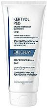 Profumi e cosmetici Balsamo corpo idratante - Ducray Kertyol P.S.O. Daily Hydrating Balm Body