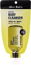 Profumi e cosmetici Detergente corpo - Alice Koco Natural Body Cleanser