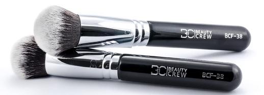 Pennello per fondotinta e cosmetici minerali BCF-38 - Beauty Crew