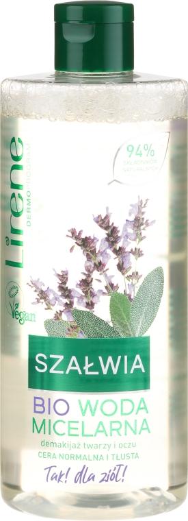 Acqua micellare con estratto di salvia - Lirene Bio