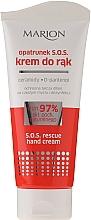 Profumi e cosmetici Crema mani - Marion S.O.S Rescue Hand Cream