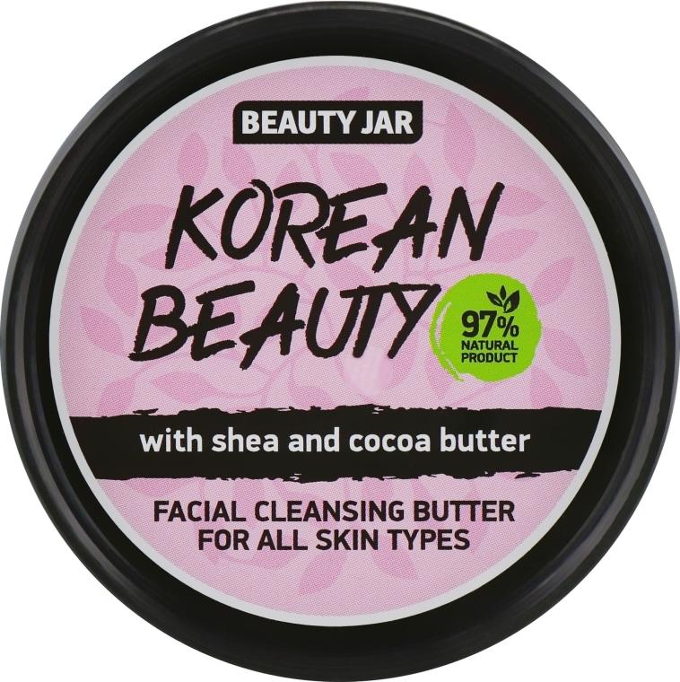 "Burro detergente viso ""Korean Beauty"" - Beauty Jar Facial Cleansing Butter"