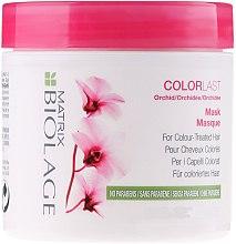 Profumi e cosmetici Maschera per capelli colorati - Biolage Colorlast Mask