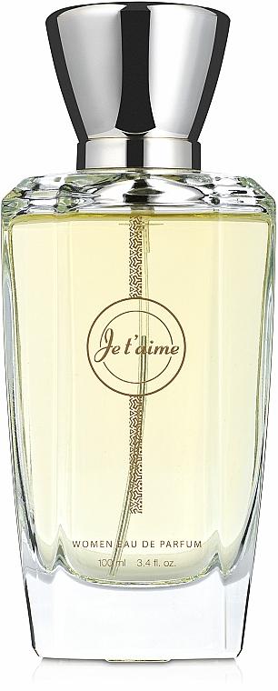 Vittorio Bellucci Je T'aime - Eau de Parfum