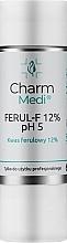 Profumi e cosmetici Acido ferulico 12% - Charmine Rose Charm Medi Ferul-F 12% pH 5