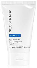 Profumi e cosmetici Crema viso - Neostrata Resurface Face Cream Plus