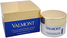 Profumi e cosmetici Crema-scrub rigenerante - Valmont Cellular Refining Scrub