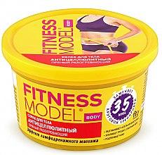 Profumi e cosmetici Scrub-massaggio per il riscaldamento del corpo - Fito Cosmetico Fitness Model Body Scrub
