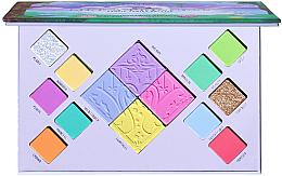 Profumi e cosmetici Palette di ombretti - Moira Like A Princess Palette
