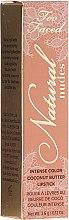 Profumi e cosmetici Rossetto crema - Too Faced Natural Nudes Lipstick