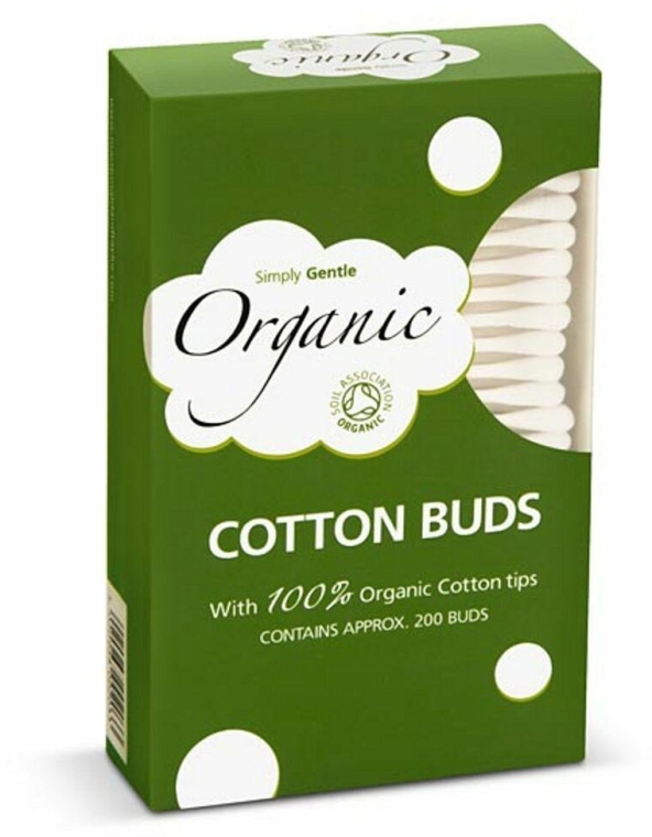 Cotton fioc - Simply Gentle Organic Cotton Buds