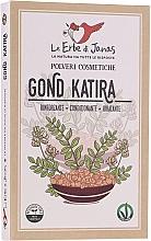 "Profumi e cosmetici Polvere di erbe ""Tragacant"" - Le Erbe di Janas Gonda Katira (Tragacanth)"