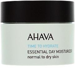 Profumi e cosmetici Crema idratante per pelli normali e secche - Ahava Time To Hydrate Essential Day Moisturizer Normal to Dry Skin