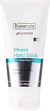 Profumi e cosmetici Scrub mani con minerali - Bielenda Professional Mineral Hand Scrub