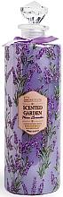Profumi e cosmetici Schiuma da bagno - IDC Institute Scented Garden Luxury Bubble Bath Warm Lavender