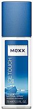 Profumi e cosmetici Mexx Ice Touch Man - Deodorante profumato