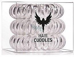 Profumi e cosmetici Elastico per capelli, trasparente - HH Simonsen Hair Cuddles Clear