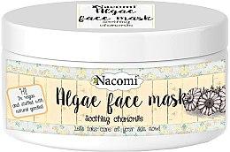 Profumi e cosmetici Maschera viso con argilla e camomilla - Nacomi Professional Face Mask