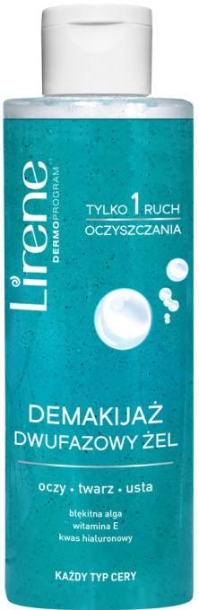 Gel detergente bifasico - Lirene Dermo Programm Two-Phase Gel