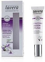 Profumi e cosmetici Crema contorno occhi rassodante - Lavera Firming Eye Cream With Green Lift Complex
